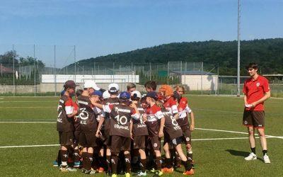 St. Pauli Fußballcamp (31.05.-04.06)