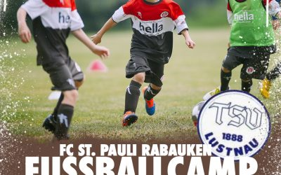 St. Pauli Fußballcamp beim TSV Lustnau