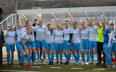 TSV Lustnau – VfL Sindelfingen B-Juniorinnen 3:2