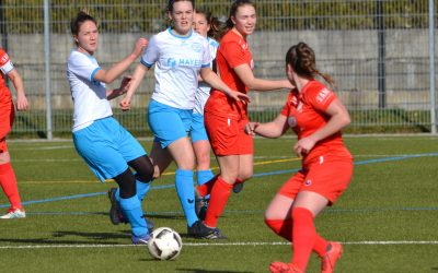 TSV Lustnau – VfL Sindelfingen Ladies 1:2