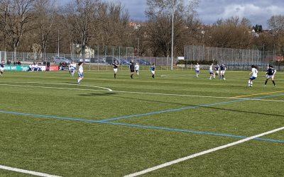 TSV Lustnau II – TSV Gomaringen 1:0