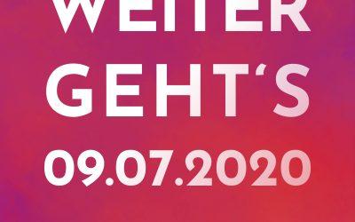 Tübinger Feierabend – 09.07. (Jumping Fitness)