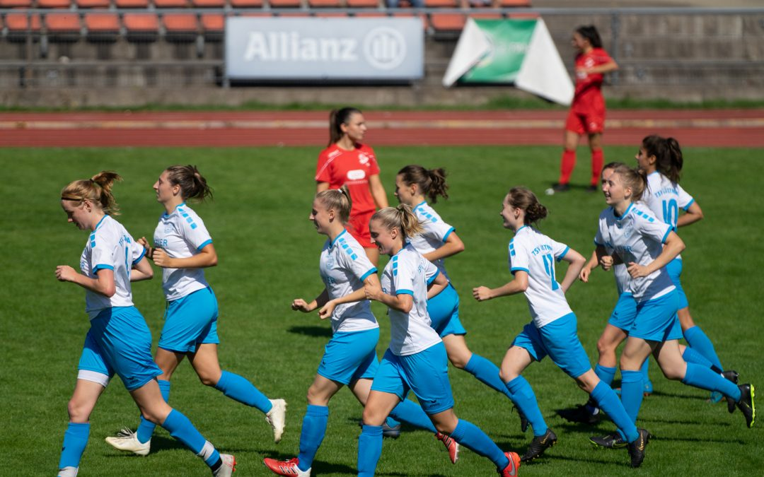 VfL Sindelfingen – TSV Lustnau 1:3