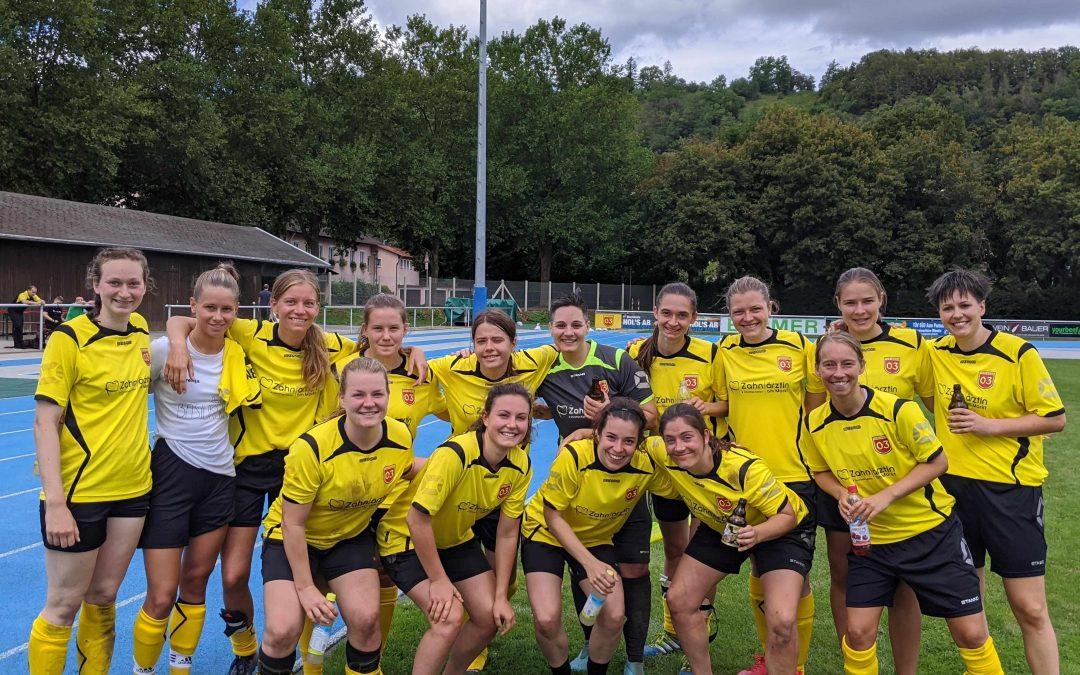 SV Oberndorf – Sgm TSV II / SV 03 6:0