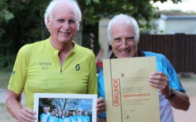 Abteilungsversammlung 2020 – Gerhard Märkle nach 33 Jahren Abschied von der Abteilungsleitung