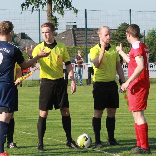 Neuer Impuls für das Schiedsrichterwesen