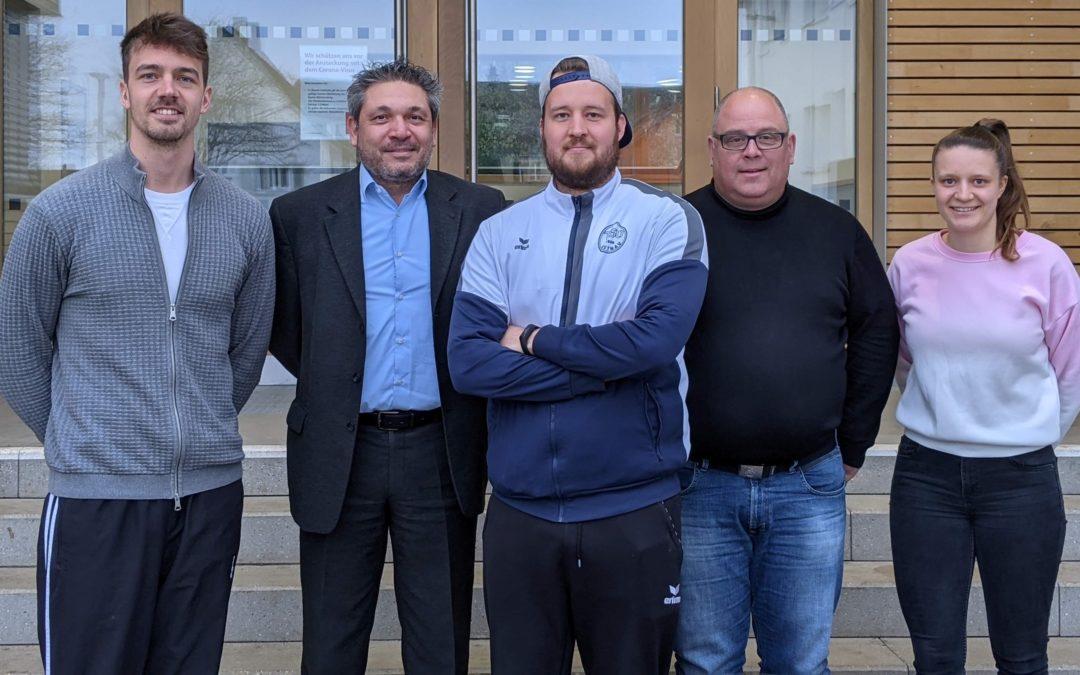 Neuer Vorstand der Fußballabteilung