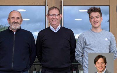 Neuer Vorstand des TSV Lustnau