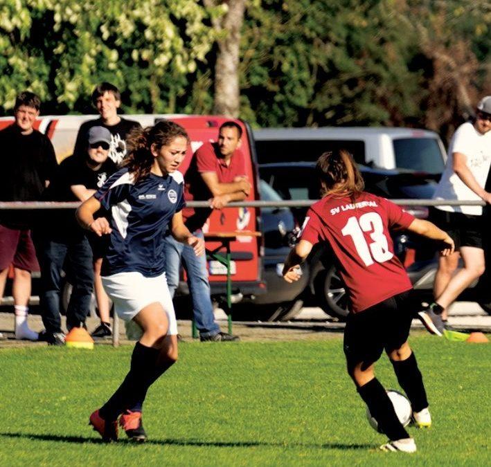 SV Lautertal – TSV Lustnau II 1:3