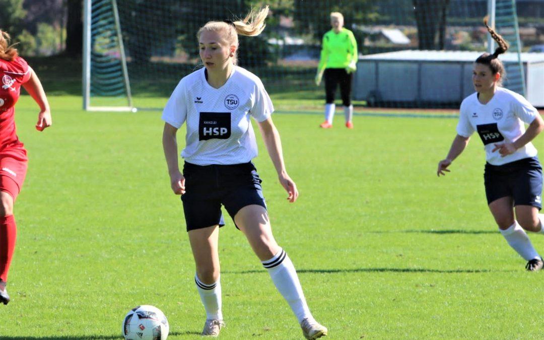 TSV Lustnau – VfL Sindelfingen Ladies 2:1