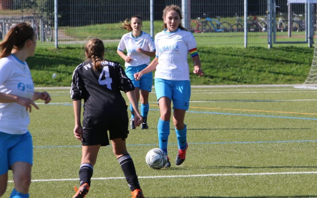 TSV Lustnau II – FV Weithart 3:0