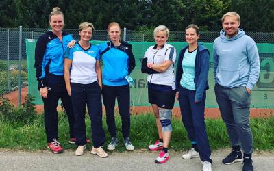Damen 30 – TSV Lustnau erstmalig Verbandsstaffel